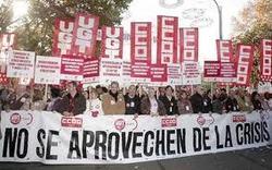 """Los sindicalistas """"millonarios"""" quieren tomar hoy la calle"""