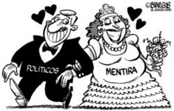 ¿Por qué los políticos españoles no hacen lo que les exige el pueblo?