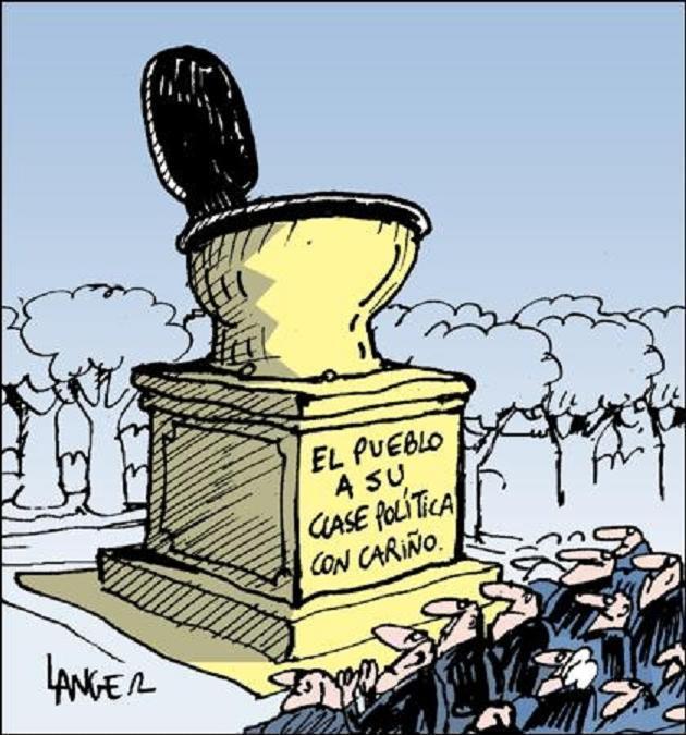 La supresión de los actuales partidos políticos es la gran reforma que España necesita