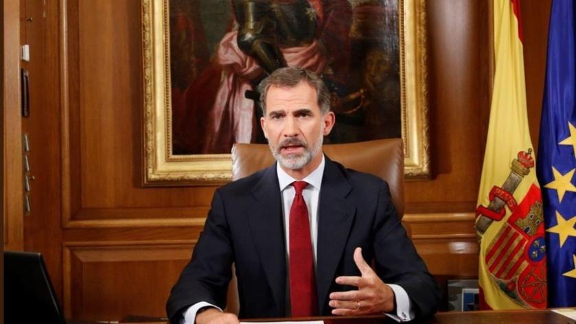 A los españoles les gusta más el rey que plantó cara al golpismo catalán que el que se marcha a Cuba mientras España arde