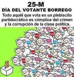¿Qué puede hacer un demócrata andaluz el 25 de marzo?