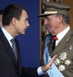 García Trevijano acusa al rey Juan Carlos de incumplir sus obligaciones constitucionales y a Zapatero del delito de 'Lesa Majestad'