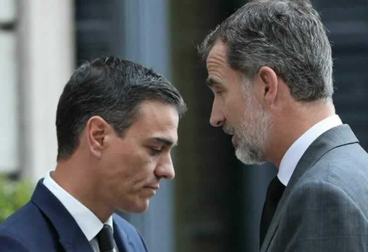 España y el rey Felipe están en peligro
