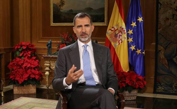 """Mensaje del rey a Pedro Sánchez: """"dentro de la Constitución"""""""