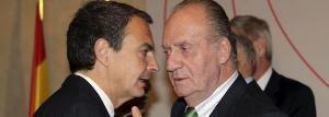 El rey ha pedido perdón, pero Zapatero se siente un héroe