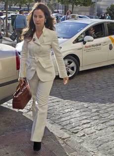 La jueza Alaya