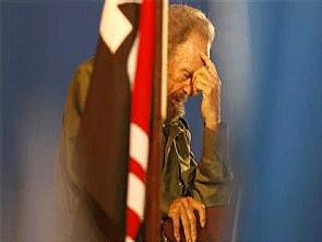 Fidel Castro 'morirá como Franco'