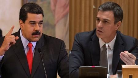 """VOX dice que el Consejo de Ministros español está """"en manos de Maduro"""""""