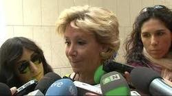 ¿A qué espera Esperanza Aguirre para abandonar el PP y fundar una derecha realmente democrática en España?