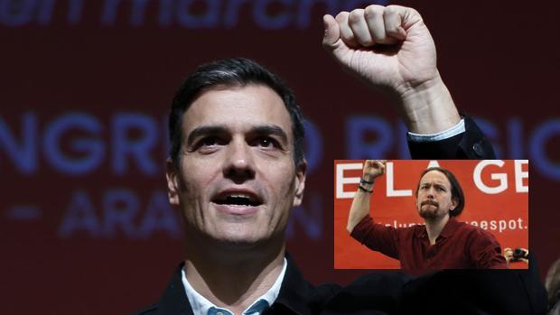 Sánchez e Iglesias, dos arietes para infectar España de comunismo empobrecedor