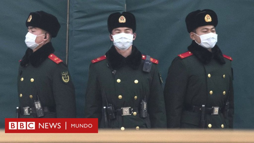 La derrota del coronavirus ha fortalecido a la dictadura comunista china