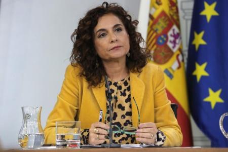 María Jesús Montero, la peor portavoz desde la muerte de Franco
