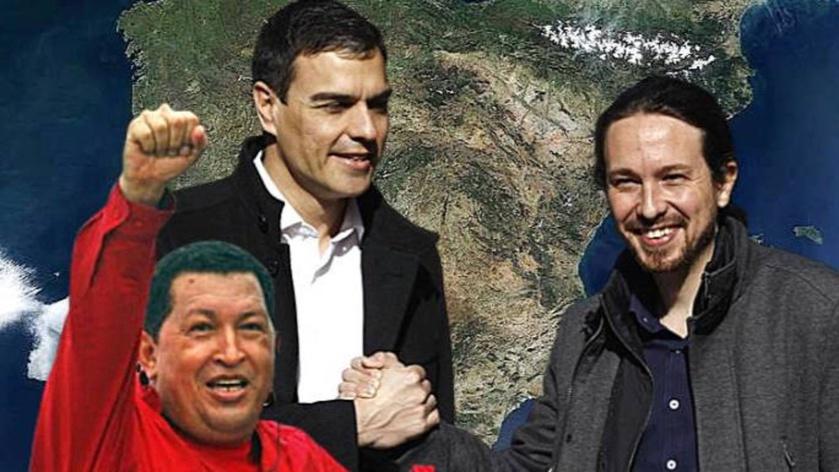 España tendrá izquierda para rato en el poder