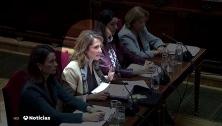 Carmen Tejera, purgada por Pedro Sánchez por cumplir con su deber de defender España