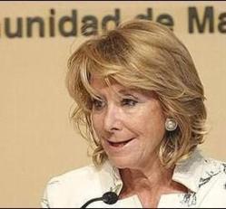 Esperanza Aguirre y la ruta hacia la regeneración