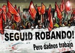 Rajoy corre el riesgo de que le roben también los 100.000 millones de euros del rescate