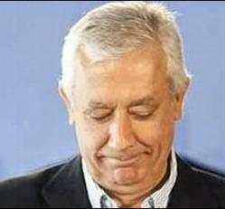 Javier Arenas se marcha