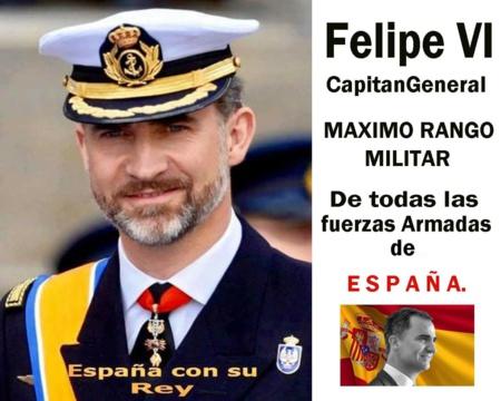 Millones de españoles indignados contra el gobierno de Sánchez miran al rey en espera de una solución que termine con el calvario de España