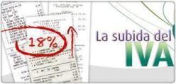 """Soraya dice que en España tiene que acabarse eso de """"Con IVA o sin IVA"""""""