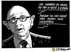 """España necesita con urgencia a los """"hombres de negro"""""""