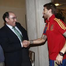 La selección española de fútbol, un ejemplo para España