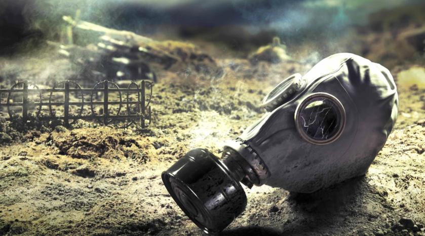 Ha comenzado la Gran Guerra Biológica, portadora de una muerte silenciosa y masiva