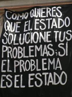 """El """"Estado malo"""""""