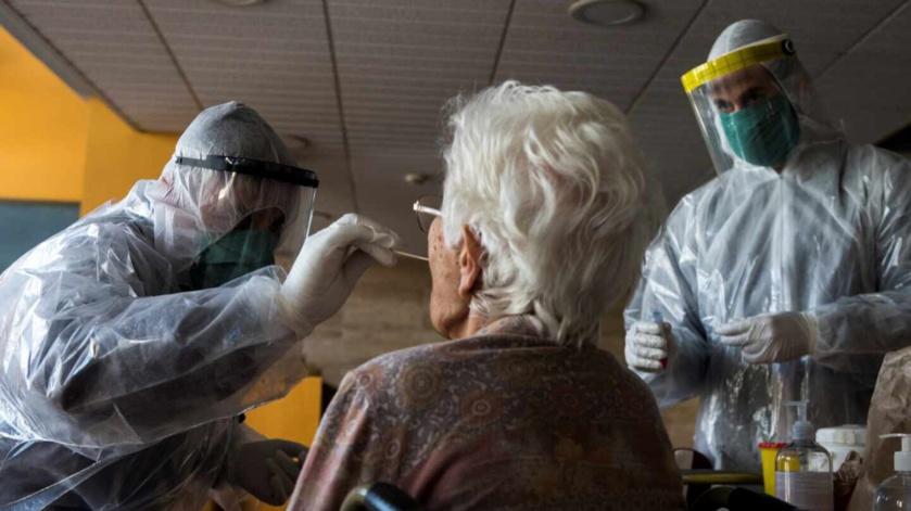 Muertes masivas y en abandono en residencias de mayores españolas. Si no ha sido un holocausto es algo parecido