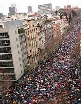 La manifestación del domingo en Sevilla y la sociedad civil
