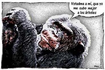 ESPAÑA. PARTIDOS ABUSIVOS EN UNA DEMOCRACIA ABERRANTE