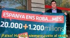Artur Mas quiere convertirse en martir