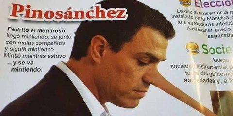 ¿Qué español sabe lo que piensan sus políticos? España es el reino de la mentira