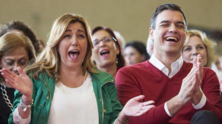 El socialismo andaluz se ha ido sin que se les eche de menos