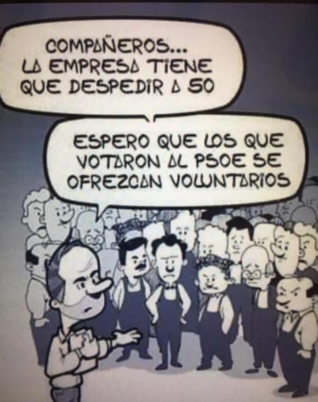 El gobierno de Pedro Sánchez es una eficaz y perversa fábrica de pobres