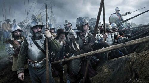 Una batalla de los Tercios españoles