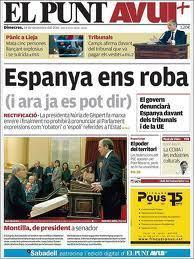 El periodismo catalán, sometido al poder, incumple sus deberes democráticos