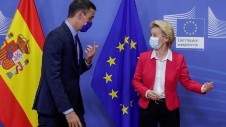 La deriva suicida del sanchismo pone en peligro hasta los fondos europeos de ayuda