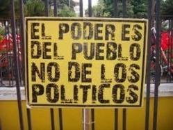 El peso de la voluntad popular: los políticos no deben ganar el pulso al pueblo