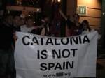 Malos tiempos para el comercio catalán y vasco
