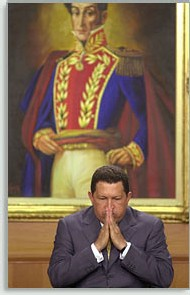 Torpedo: Hugo Chavez es un producto de la democracia degradada venezolana