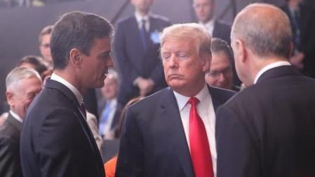 El desprecio de Trump a Sanchez es mundialmente conocido