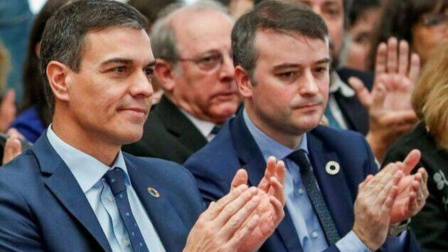 Pedro Sánchez e Ivan Redondo, su principal asesor, dos liberticidas