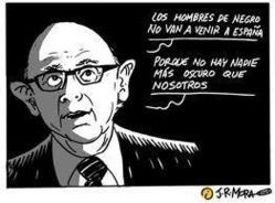La economía sumergida evita que España esté llena de barricadas