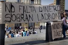 """El """"pacto contra la corrupción"""" de Rajoy es, en realidad, mas blindaje e impunidad"""