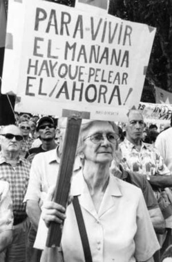 MARIANO RAJOY: SU ÚNICA SALIDA DIGNA ES LA DIMISIÓN