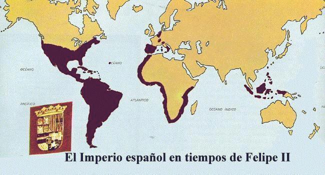 España tenía posesiones en los cinco continentes y por sulpa de sus ineptos, corruptos y traidores políticos las ha perdido casi todas
