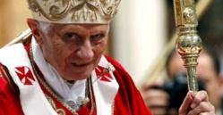El Papa va a renunciar