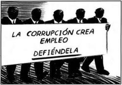 """SI EXISTIERA JUSTICIA EN ESPAÑA, LOS PARTIDOS ESTARÍAN """"PRECINTADOS"""""""