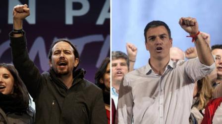 Los principales propagadores del virus de la tiranía en España