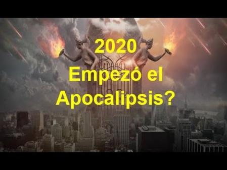 ¿Ha empezado el Apocalipsis? ¿Qué nos van a inocular? ¿De quién nos podemos fiar?